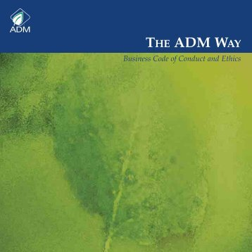 """Download """"The ADM Way"""""""
