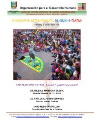 Descargar Segundo Carnaval Internacional de Circo y ... - Silvania