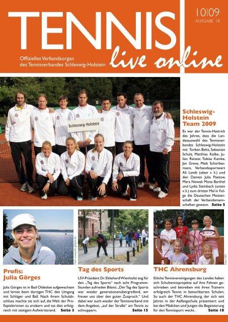 Tennisverband Schleswig-Holstein