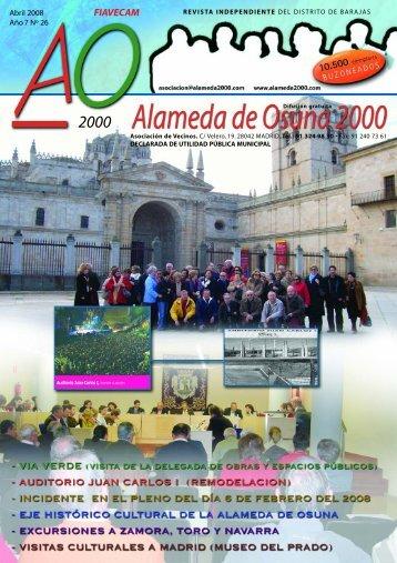 abril 2008 - Asociación de Vecinos Alameda de Osuna 2000