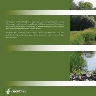 Natuur, landschap & water - Grontmij