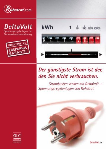 DeltaVolt - Ruhstrat GmbH