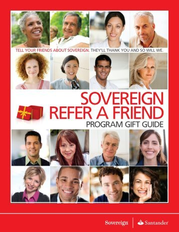 SOVEREIGN REFER A FRIEND