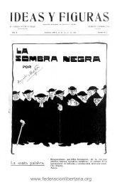 1909, julio. Año I, nº 9. - Federacion Libertaria Argentina