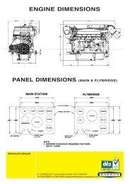 ENGINE DIMENSIONS - EP Barrus