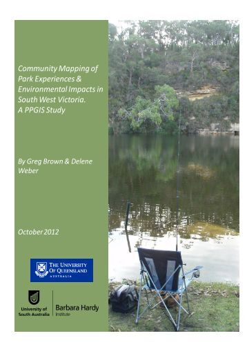 Community Mapping of Park Experiences ... - Parks Victoria