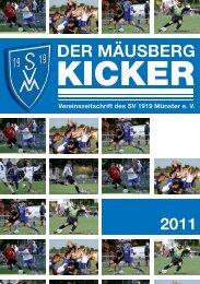 MAxI Bericht E1- und E2- Jugend - SV 1919 Münster e.V.