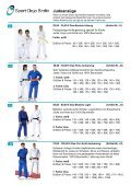 Vereins-Katalog Judoanzüge Shirts & Jacken ... - Sport-Dojo Berlin - Page 2