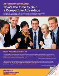 Now's the Time to Gain a Competitive Advantage - The Emmerich ...