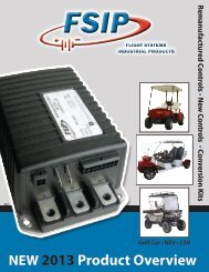 Remanufactured Controls - Flight Systems Industrial Products