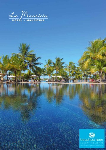 Le Mauricia Hotel - Beachcomber Tours