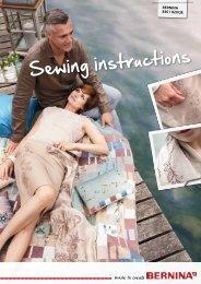 Instructions - Bernina