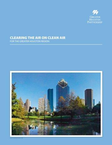 Clean Air book-final.indd - Green Houston