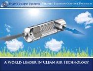 A World Leader in Clean Air Technology - Clean Diesel ...