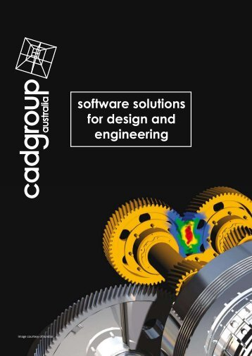 software solutions for design and engineering - Cadgroup