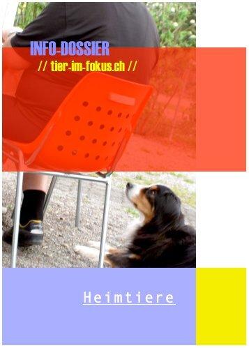 Broschüre - Tier-im-Fokus.ch