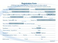 UBL Registration Form - United Bank Limited