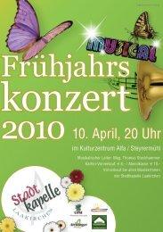 2010 10. April, 20 Uhr - Gmunden