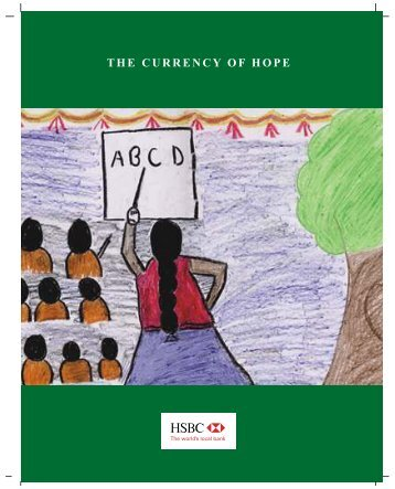 THE CURRENCY OF HOPE - Hsbc