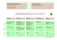 G´Day Catering - Partyservice Schmitt