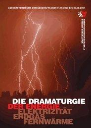 Geschäftsbericht_2004 - Stadtwerke Weimar