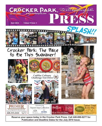 Crocker Park - The Villager Newspaper
