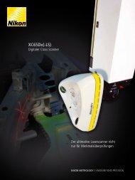 XC65Dx(-LS) - Nikon Metrology
