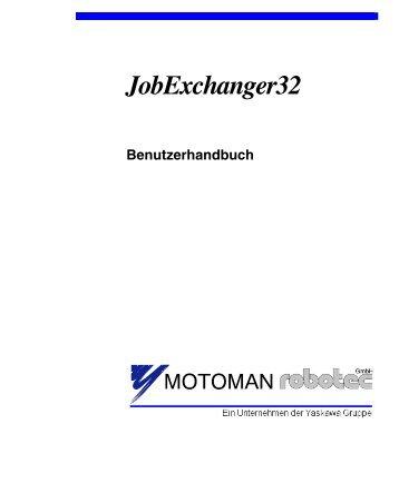 JobExchanger32 - Motoman