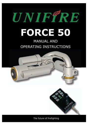 FORCE 50 - PirateSafe.com