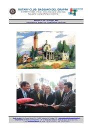 inaugurazione nuova sede Sede sociale: Via Campo Marzio, 22