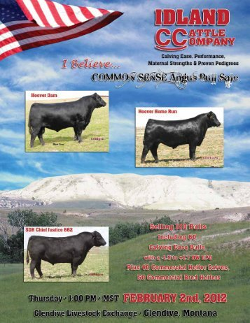 Download Catalog - BILL PELTON Livestock, LLC