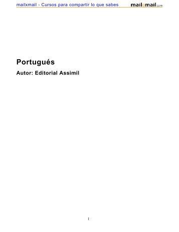 Portugués - MailxMail