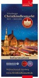Christkindlesmarkt-Prospekt Teil 1 - Congress- und Tourismus ...