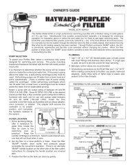 Hayward Perflex EC40 - Home - Swimming Pool Parts Filters Pumps ...