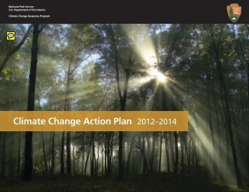 National Park Service Climate Change Action Plan ... - Wilderness.net