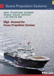 Scana Volda Newsletter 2005 - Scana Industrier ASA