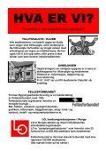 Tromsø Bygningsarbeiderforening søker arbeidere ... - Fellesforbundet - Page 2