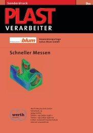 Schneller Messen - Werth Messtechnik GmbH