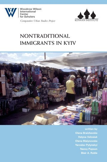 NONTRADITIONAL IMMIGRANTS IN KYIV