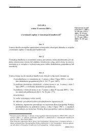2009-10-13 USTAWA z dnia 12 czerwca 2003 r. o terminach zapłaty ...