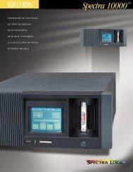 Spectra 10000 Brochure - Unylogix Technologies Inc.