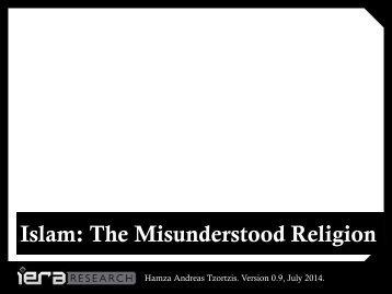Islam-The-Misunderstood-Religion-0.9-July-2014