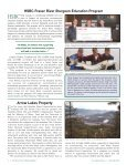 Spring Newsletter 2005 - Nature Trust of British Columbia - Page 4