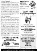 les offices de roch hachana & yom kipour au beth ... - Hassidout - Page 2