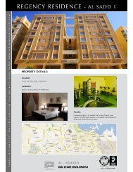 Regency Residence - Al Sadd 1.pdf - Al Asmakh Real Estate