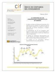 ICC – Informe de Prensa | 1 Febrero 2012 LA CONFIANZA DE LOS ...