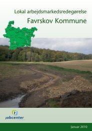 Læs side 2-5 i arbejdsmarkedsregørelsen - Favrskov Kommune