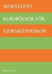 NORSTEDTS Kursböcker för sjuksköterskor