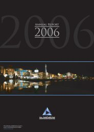 2006 Annual Report - authority for electricity regulation, oman