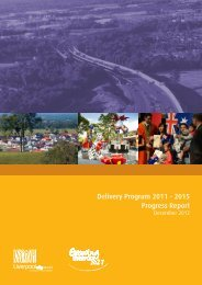 Delivery Program 2011 - Liverpool City Council